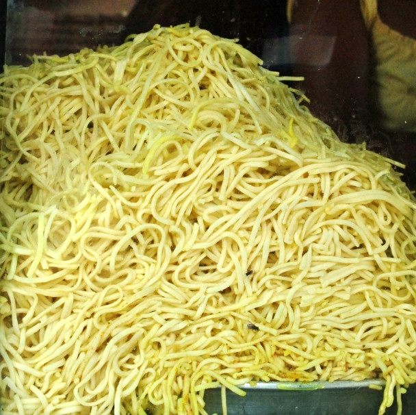 Mountain of Noodles