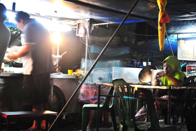 Food Stall in Krabi