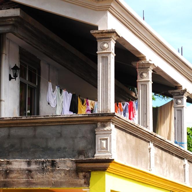 Mauritius Balcony