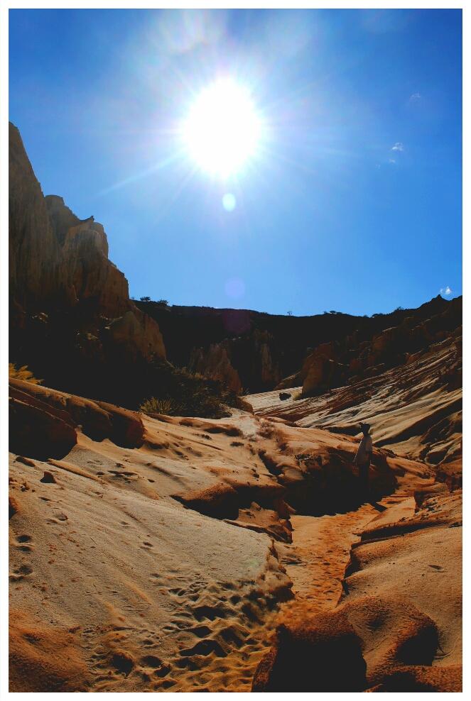 Ankarafatsika Canyon