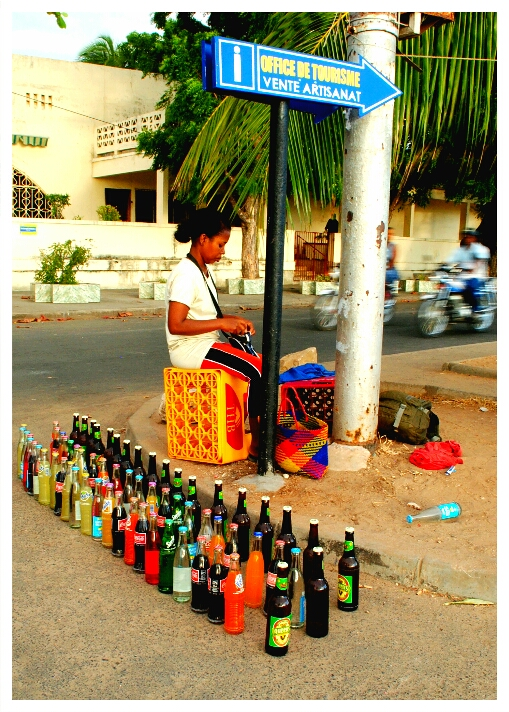 Drink Seller Mahajunga