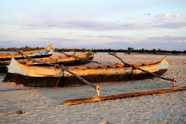 Canoe Morondava