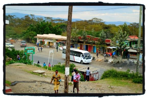 Kenyan Town