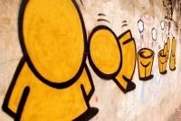 Photo Gallery: Quirky Street Art in LaReunion