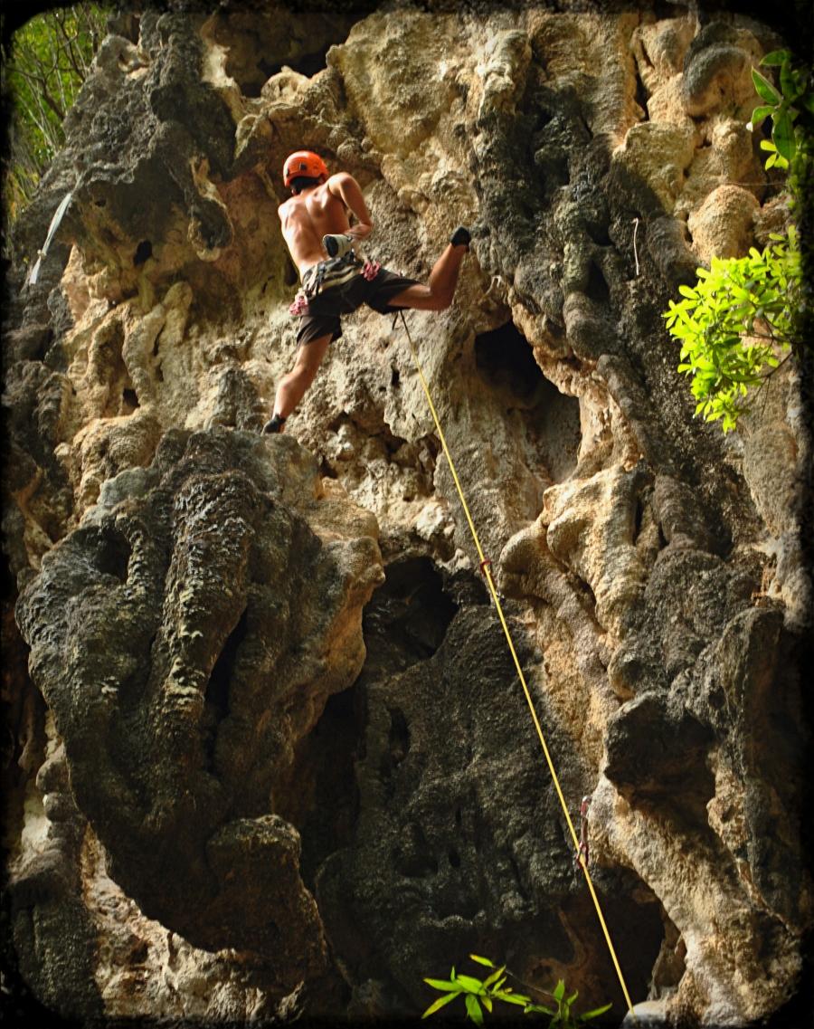 thakhek climber