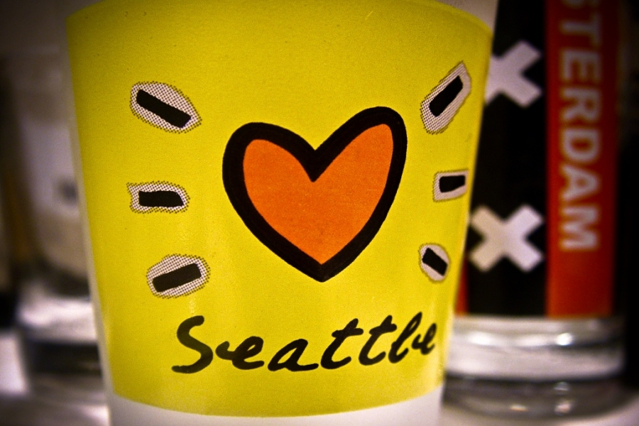 I heart Seattle