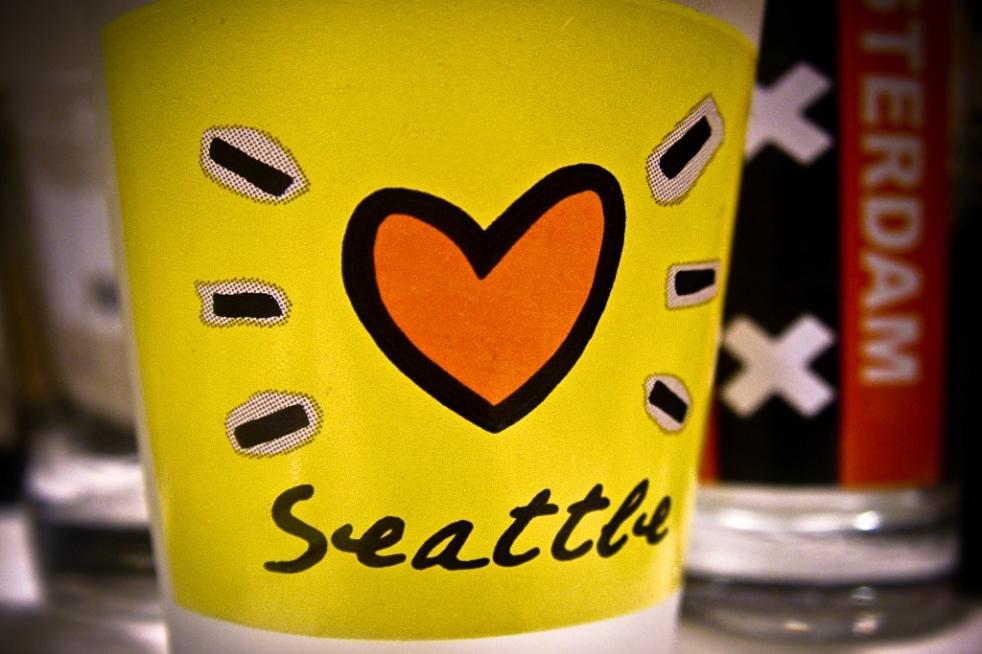 I heart Seattle