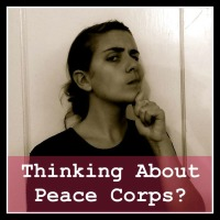You Won't Save The World as a Peace CorpsVolunteer
