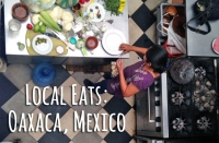 Where do the Locals Eat in Oaxaca City, Mexico?