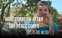 A Year of Returning Home from the Peace Corps