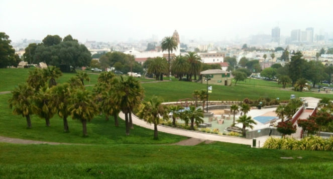 Dolores Park, Mission, San Francisco